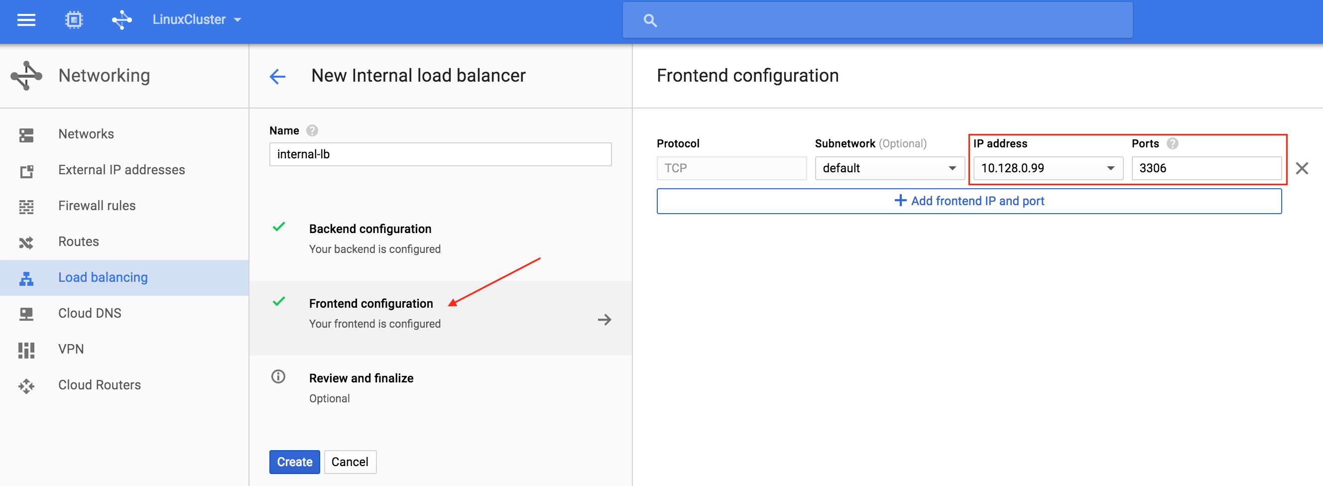 Step-By-Step: How to configure a Linux failover cluster on Google